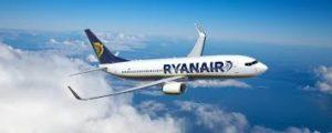 Ryan air, vliegen naar Sardinie