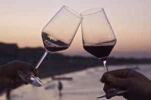 wijn op sardinie