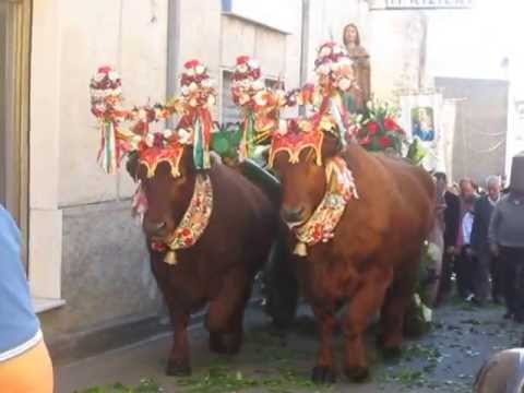 feest van sant antioco sardinie