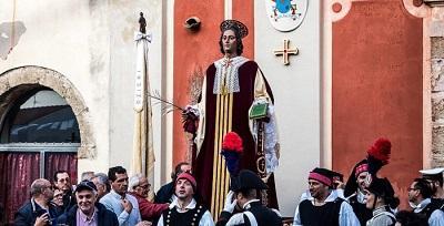 feest van sant Antioco