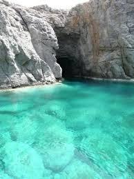 annuleringsverzekering, mooie grot met goede plek om te snorkelen