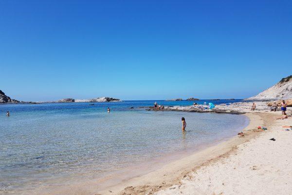 stranden Sant Antioco