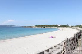 stranden calasetta
